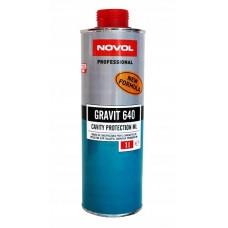 37701 Мовиль для защиты закрытых профилей кузова ML GRAVIT 640 Novol (1.0л)37701