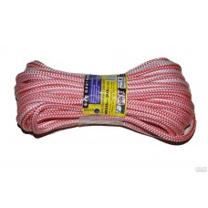 Веревка/канат/фал плетеная п/п 16мм цветная (цена за 1 м)