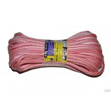 Веревка/канат/фал плетеная п/п 18мм цветная (цена за 1 м)