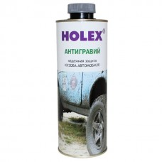 Антигравий серый HOLEX (1.0л) HAS-0098