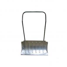 Движок д/снега формованный алюм. 750*430 с метал. накл.
