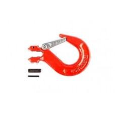 Крюк с вилочным креплением и защелкой TOR  г/п 1,12 тн TOR