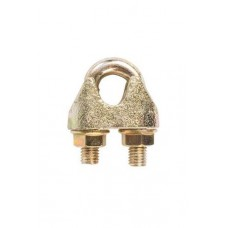 Зажим канатный TOR ф=16 мм DIN 1142 TOR 61372
