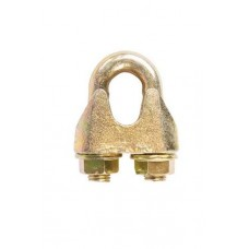 Зажим канатный TOR ф=26 мм DIN 1142 TOR 61375