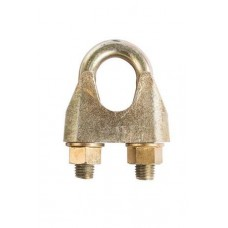 Зажим канатный TOR ф=40 мм DIN 1142 TOR 61378