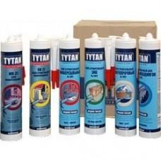 Герметик TYTAN EURO-LINE силикон универсальный белый 290мл
