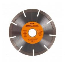 Диск алмазный 125*22,2мм отрезной ЕВРОПА 73163