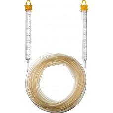 Гидроуровень с усиленной измерительной колбой большого размера, d 8мм, 15м, STAYER