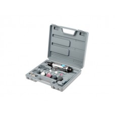 Пневмошлифмашина прямая DGM DTG-2501  с набором шарошек (25000 об/мин, 250л/мин, набор шарошек) DGM DTG-2501