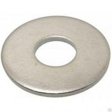 Шайба М12 плоская увеличенная, цинк, DIN 9021 (20 кг.) STARFIX (SM-22770-20) STARFIX SM-22770-20 (цена за 1кг)