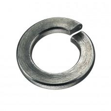Шайба М10 гровер, нерж.сталь(А2), DIN 127 (1000 шт в карт. уп.) (0127210) (STARFIX) STARFIX 127210 (цена за 1шт)