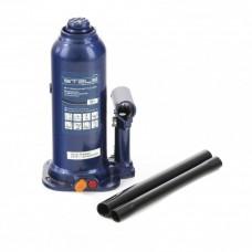 Домкрат бутылочный гидравлический , 5 т, h подъема 207-404 мм// Stels 51163