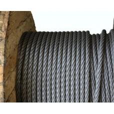 Канат стальной ф 8,3мм Гост 2688-80 (цена за 1 пог.м)
