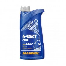 Масло MANNOL 2-TRAK Plus 10W40 п/c (1л)