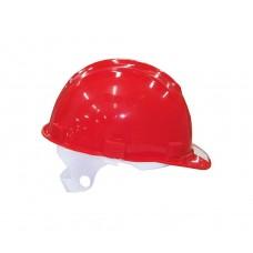 Каска защитная Юнона красная КАС401