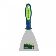 Лопатка Шпательная лопатка из нержавеющей стали, 100 мм, 2-комп. ручка// Сибртех Сибртех 85526