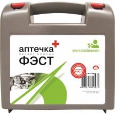 Аптечка первой помощи 210*210*75 УНИВЕРСАЛЬНАЯ на 7 человек АПТ008