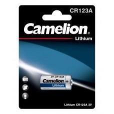 Элемент питания Camelion PHOTO CR123A BL1 Camelion 327375