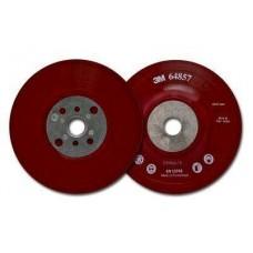 Оправка 64858 Оправка для фибровых кругов 125мм х 22мм плоская M14 3M 64858