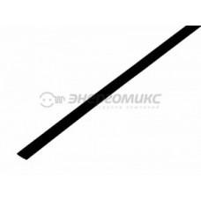 Трубка термоусадочная  REXANT 4,0/2,0 мм, черная, 1 м REXANT 20-4006 REXANT 20-4006