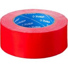 Армированная лента, ЗУБР Профессионал универсальная, влагостойкая, 48мм х 45м, красная 12094-50-50,