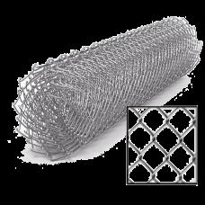 Сетка рабица 50х50 оц (Н-1.5 L-10)