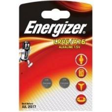 Элемент питания Energizer Alkaline LR44/A76 G13 BL2 No Name 241651