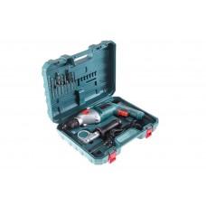 Дрель ударная HAMMER UDD1100B PREMIUM  1100Вт, 13мм 0-2800/0-1100об/мин, кейс, две скорости Hammer 426028