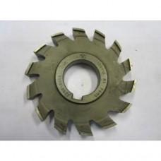 Фреза дисковая пазовая затылованная 100x12x27 Z=16 2250-0065 ВИЗ Р18 ГОСТ 8543-71