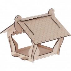 Кормушка для птиц, Шале// Palisad 64002