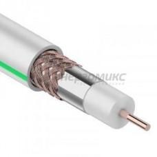Кабель PROconnect кабель коаксиальный SAT 703B, 75 Ом, Cu/Al/Cu, 75%, бухта 20 м, белый, 01-2431-20 Proconnect 696218