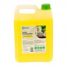 """Чистящее средство """"Dishwasher"""" для очистки и обезжиривания различных поверхностей 6,4 кг Grass 125237"""