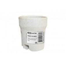 Патрон  патрон E27 керамический (контакты медь, гильза медь) SQ0319-0002 TDM 330846
