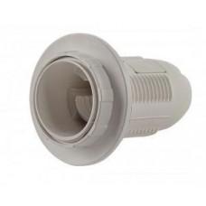 Патрон   Е27-ППК пластиковый с прижимным кольцом  4690612002477 ASD 612907