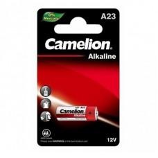Батарейка алкалиновая для сигнализации тип A23 12В 1шт  Plus Alkaline LR23A-BP1 Camelion 56943