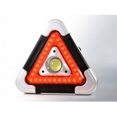 Знак аварийной остановки с фонарем и USB SPECFLEX