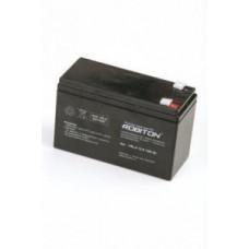 Аккумулятор 12V 9.0Ah Robiton VRLA12-9, 151х65х95мм, 10449  507205