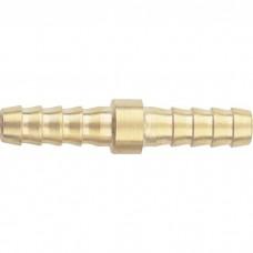 Штуцер елка двусторонний соединительный под шланг 10 мм, 2 шт.// Stels 57070