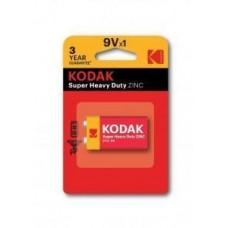 Элемент питания Kodak 6F22 крона BL  4689