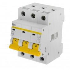 Выключатель автоматический выкл. ВА47-29 3P 16А 4,5кА х-ка С IEK MVA20-3-016-C