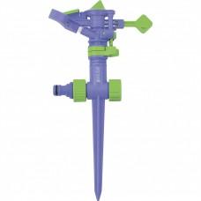 Разбрызгиватель Пластиковый разбрызгиватель, импульсный, с регулятором скорости// Palisad 65414