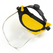 Щиток лицевой защитный  MASTER пластиковое оголовье, разборная конструкция, визор из поликарбоната 400х200мм Stayer 11081