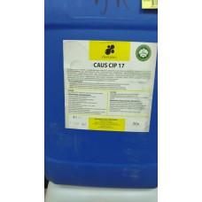 Дезинфицирующие средство CAUS CIP 17 водный раствор полигексаметиленгуанидина гидрохлорида