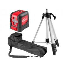 Нивелир лазерный  LL 0210 K со штативом в кор. WORTEX LL021032114
