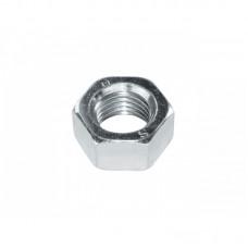 Гайка М12 цинк, со стопорным кольцом, кл.пр. 5.8, DIN 985 (100 шт в карт. уп.) STARFIX SMC1-50740-100