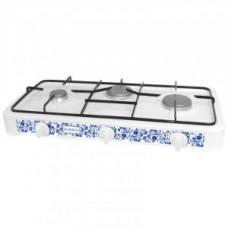 Плитка газовая 3-х конфор. EN-003 144027 ГАЗ 562954