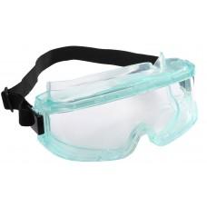 Очки  MASTER защитные панорамные закрытого типа с непрямой вентиляцией, поликарбонатные прозрачные линзы Stayer 2-110291