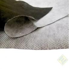 Материал укрывной 80-1,6м 200мп рулон бело/черный МУЛЬЧИРУЮЩИЙ