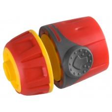 Соединитель  Premium, пластмассовый с TPR, 1/2 Grinda 8-426425
