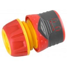 Соединитель  Premium с запирающим механизмом, пластмассовый с TPR, 1/2 Grinda 8-426427